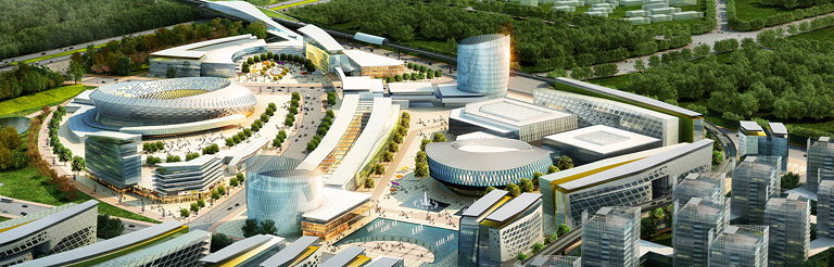 Woods Bagot Wins China Southern Airport City Competition