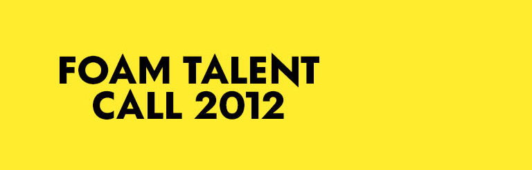 Foam Talent Call 2012