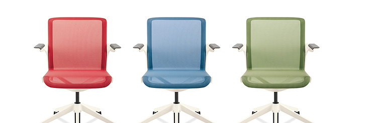 Allsteel Clarity Seating Series - Designed by BMW Group DesignworksUSA