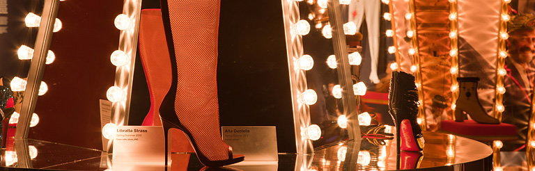 Christian Louboutin Exhibition Breaks Design Museum Visitor Records