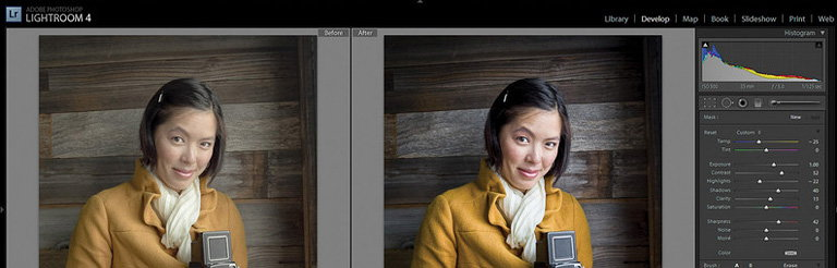 Adobe Adds Photoshop Lightroom to the Creative Cloud