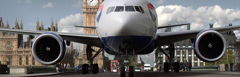 Framestore and BBH Deliver an Integrated Olympics Campaign for British Airways