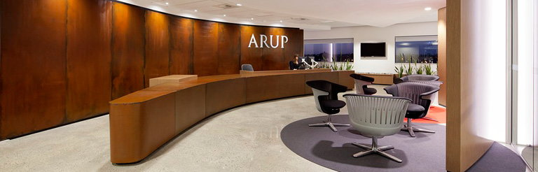 Woods Bagot Creates New Workplace Environment for ARUP