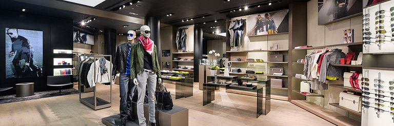 Porsche Design Opens its First Store in Hong Kong