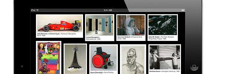 MoMA Releases Its First Enhanced Digital Books for iBookstore