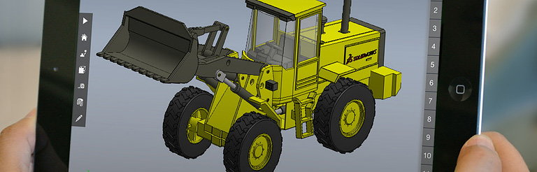 SolidWorks eDrawings Pro for iPad