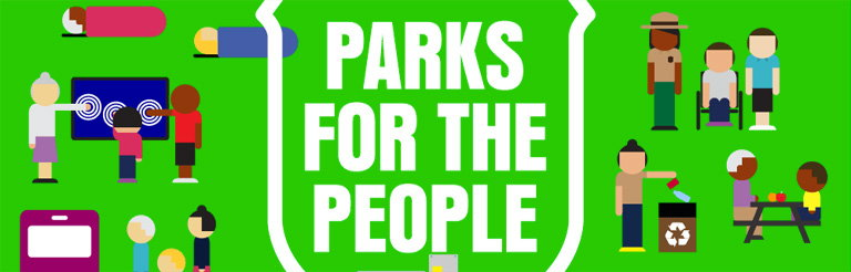 Winners of Parks for the People Competition