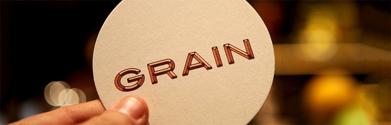 Frost Develops Brand Strategy and Identity for Sydney Hotel's New Bar, Grain
