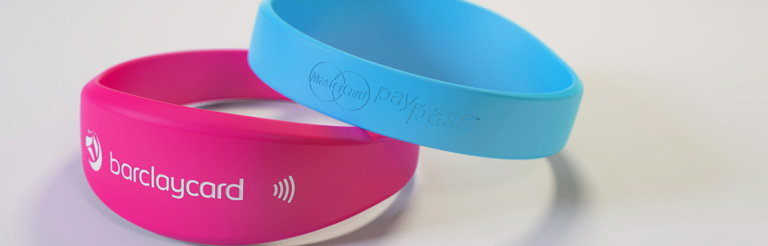 BarclayCard PayBand - Seymourpowell Designs Fully Contactless Payment System