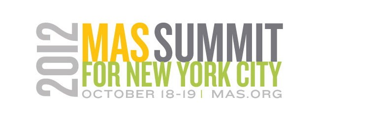 2012 MAS Summit for New York City