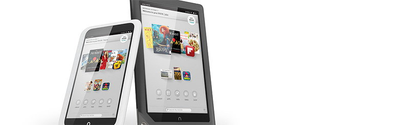 Ammunition Raises the Bar in Tablet Design With New NOOK HD and NOOK HD+