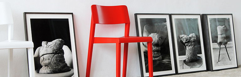 Laufer and Keichel Designs 330 Chair Series for Thonet