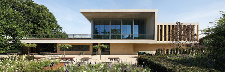 The Sainsbury Laboratory in Cambridge Wins the RIBA Stirling Prize 2012