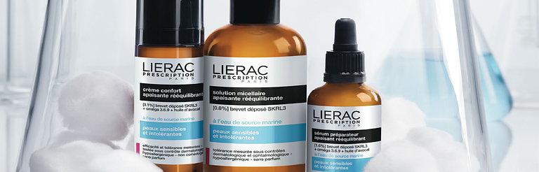 Brandimage Accompanies Lierac in Creating a Range of Treatment Products