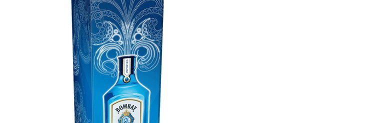 Electro - Webb deVlam Designs Inspirational Packaging for Bombay Sapphire