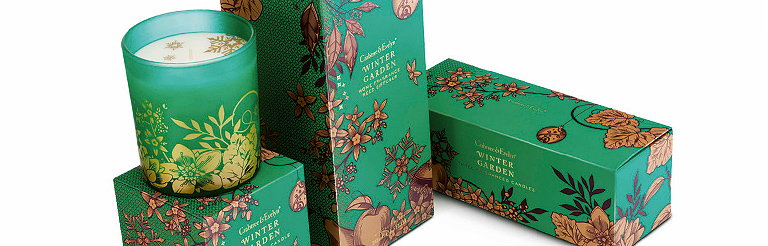 Pearlfisher Creates Packaging Design and Brand Narrative for Crabtree and Evelyn