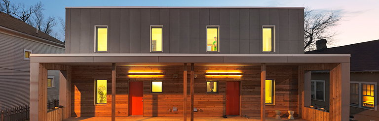 Empowerhouse - New Model for Green, Affordable Housing, Now Open