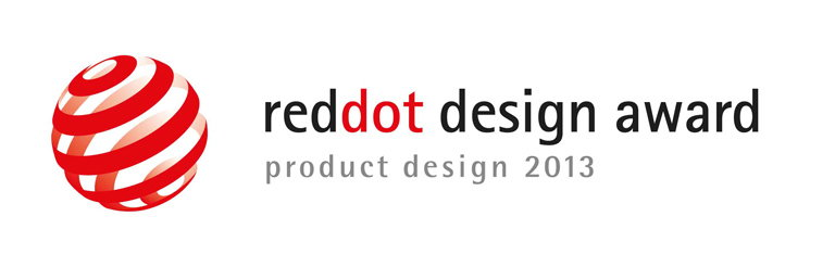 Red Dot Award - Product Design 2013