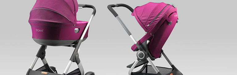 Permafrost Designs Two New Strollers for Stokke