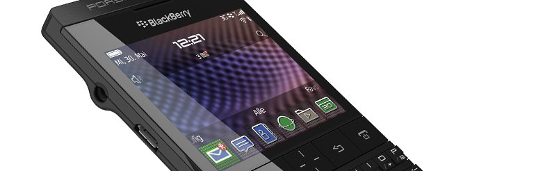 P9981 Black - Porsche Design Updates Luxury Smartphone