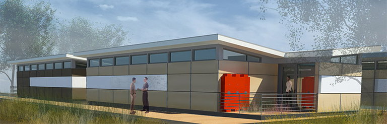 Sprout Space - A New Approach to Modular Classrooms