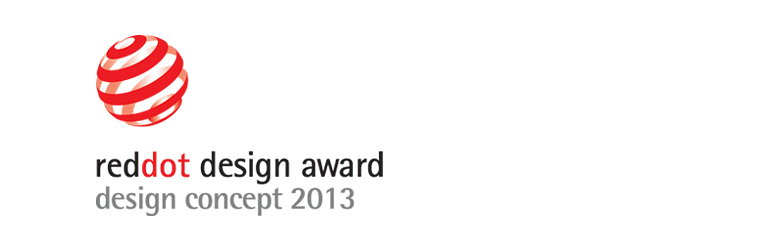 Red Dot Award - Design Concept 2013