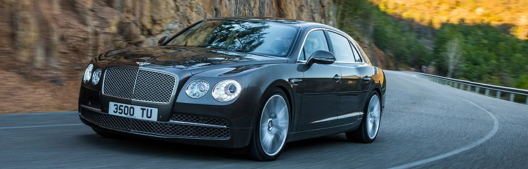 Bentley Unveils the All-New Flying Spur