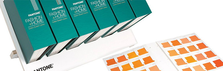 Pantone Releases Updated Fashion and Home Cotton Swatch Systems