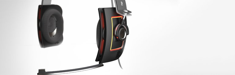 Thermaltake Level 10 M Headset by BMW Group DesignworksUSA