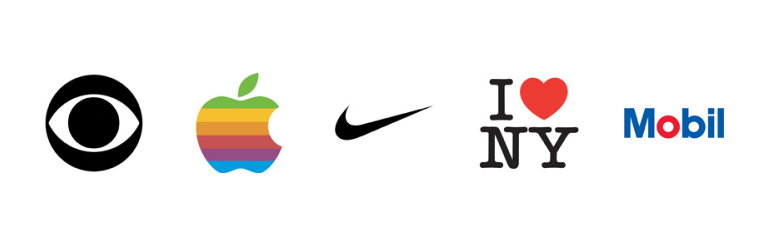 Top 25 Logos of the Past Half-Century