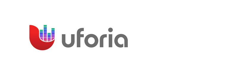 Troika Creates Logo for Univision's Music Service Uforia