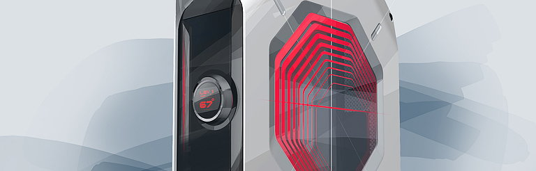 ASRock M8 Compact Gaming PC by BMW Group DesignworksUSA
