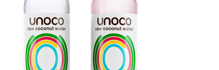 Pearlfisher Creates New Coconut Water Brand Unoco