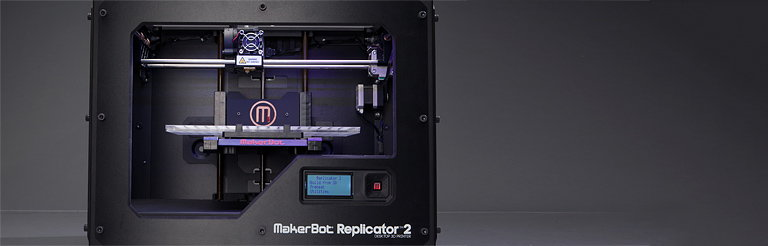 MakerBot Replicator 2 Now Available on Amazon