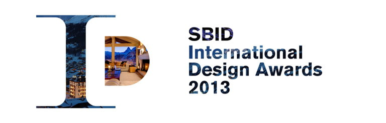 SBID International Design Awards 2013