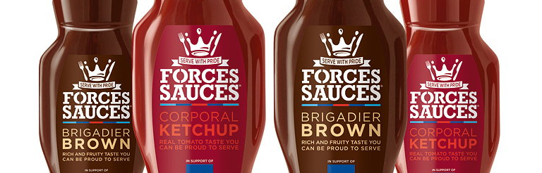 Bluemarlin Creates Identity for Forces Sauces