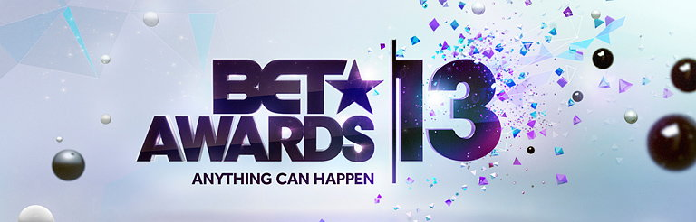 Troika Creates the Bet Awards '13 Identity