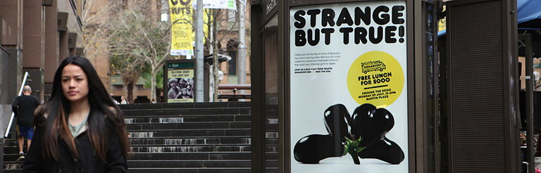 Frost* Creates Campaign for OzHarvest's Feeding the 5000 Event