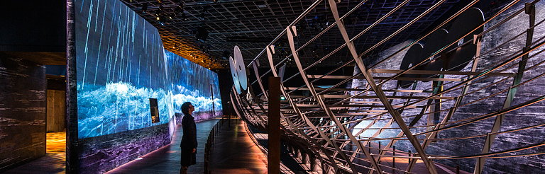 Atelier Bruckner and Shilo Bring Viking to Life for National Museums in Denmark, London and Berlin