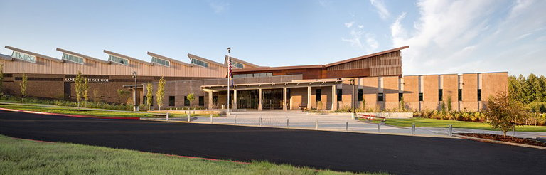 Winners of 2013 AIA Educational Facility Design Excellence Award
