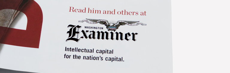Sullivan Creates New Integrated Marketing Campaign for Washington Examiner