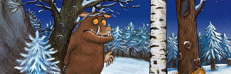 Aardman Celebrates 15th Anniversary of The Gruffalo with New Interactive Online Experience