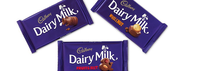 Pearlfisher Redesigns Cadbury Dairy Milk