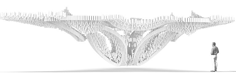 Governor's Cup Wins Figment City of Dreams Pavilion Design Competition 2014