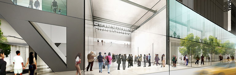 MoMA Unveils Expansion Project