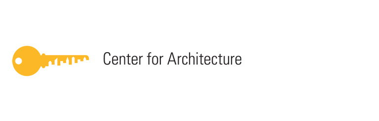 Center for Architecture Issues RFQ for Graphic Designer for 2014