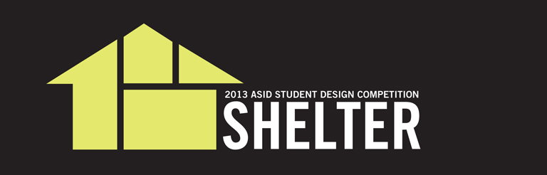 Winners of ASID Shelter Student Design Competition 2013