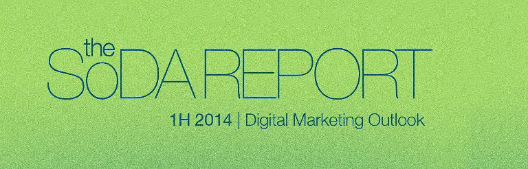 SoDA Report 2014 - The Report Reveals Changing Face of Client Agency Relationships