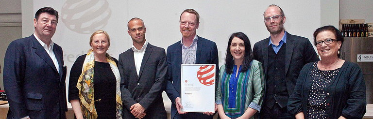 Red Dot Names Veryday Design Team of the Year