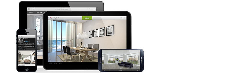 Autodesk Releases Homestyler Mobile